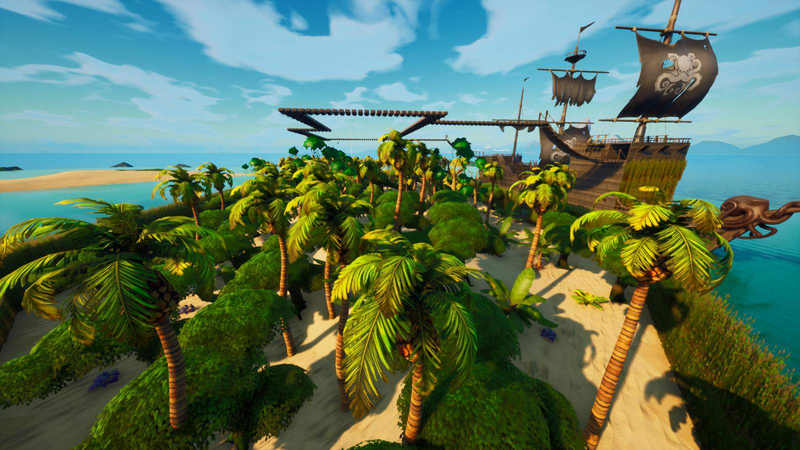 PIRATE ISLAND PROP HUNT