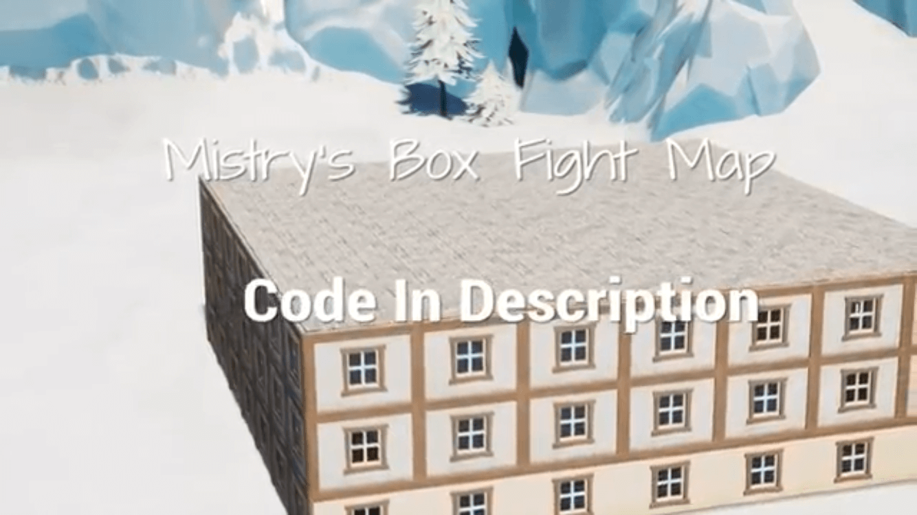 MISTRY'S BOX FIGHT MAP