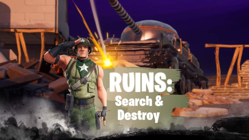 RUINS: SEARCH AND DESTROY
