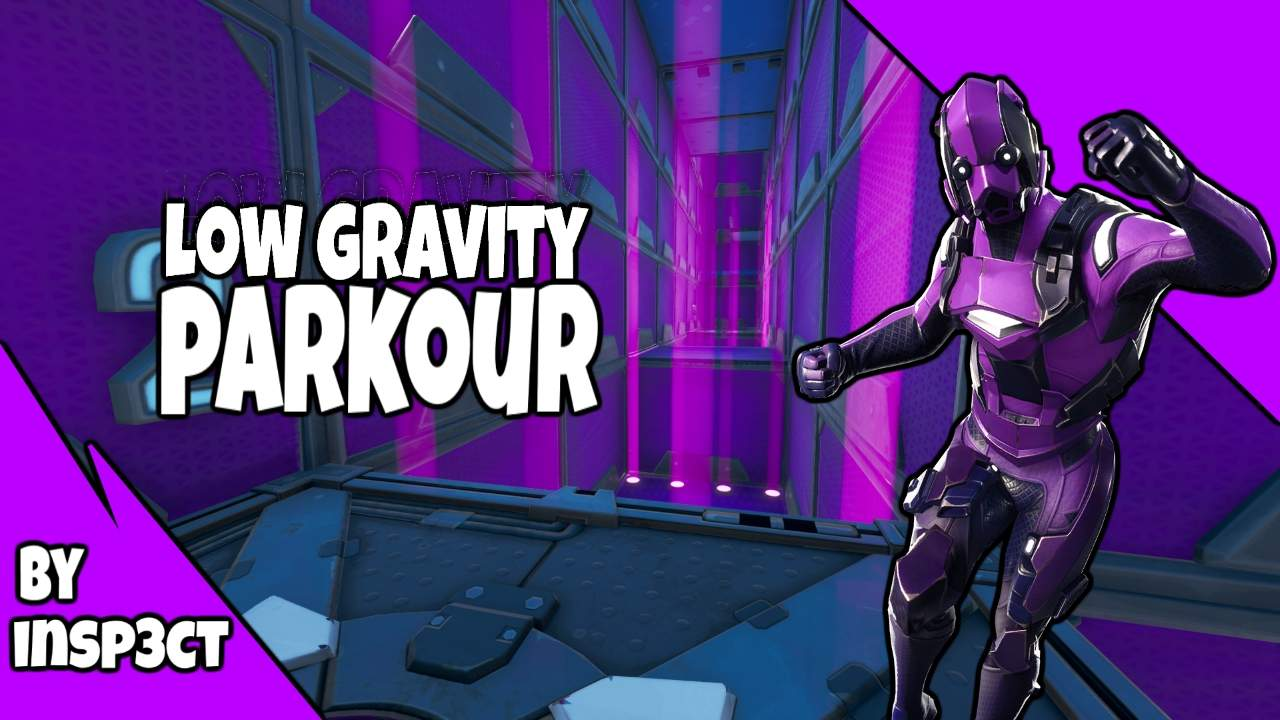 LOW GRAVITY PARKOUR
