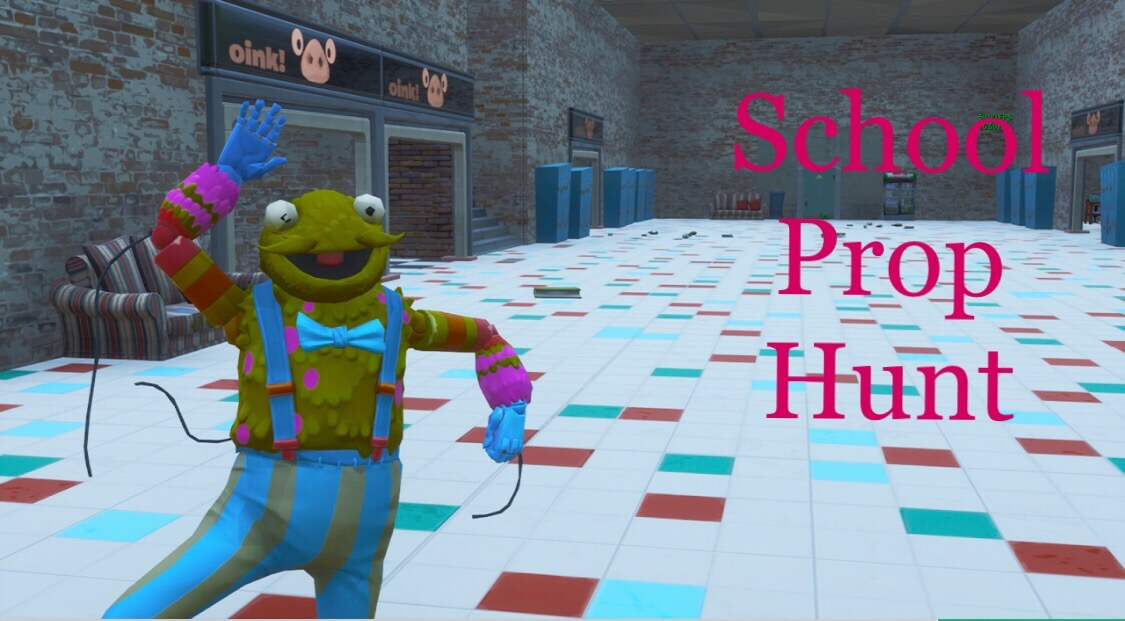 SCHOOL PROP HUNT