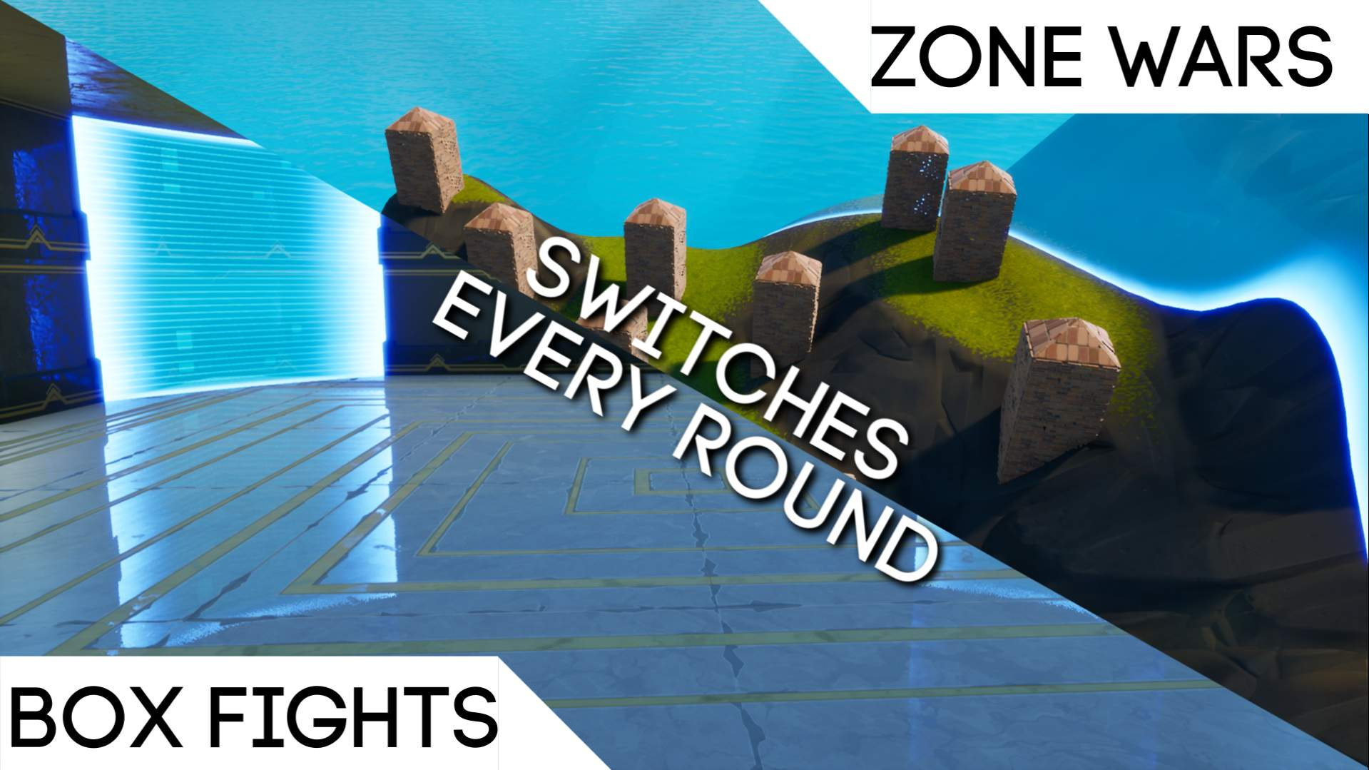BOX FIGHTS & ZONE WARS W ARENA SCORING