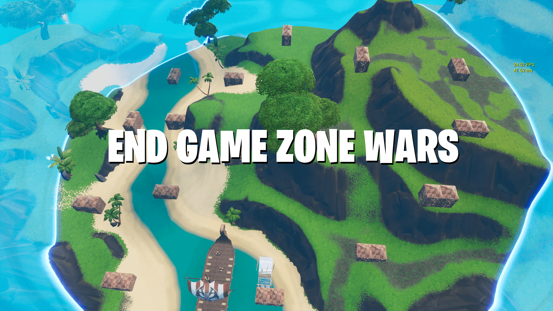 END GAME ZONE WARS