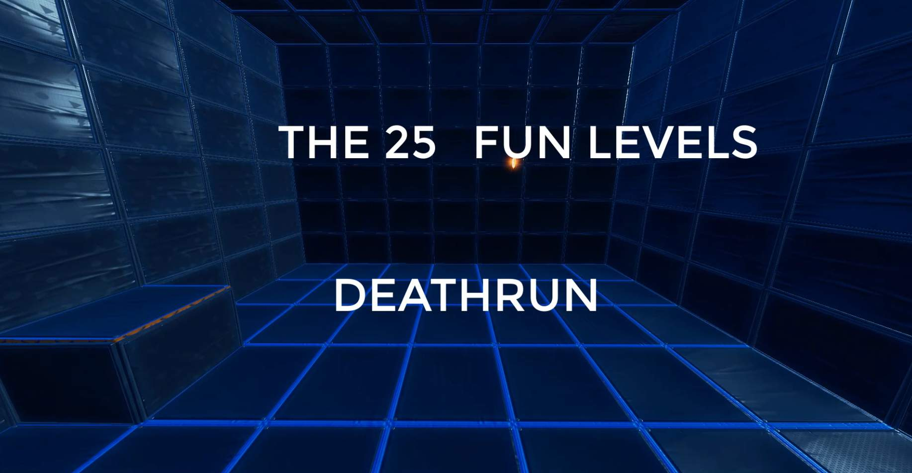 THE 25 FUN LEVELS | DEATHRUN