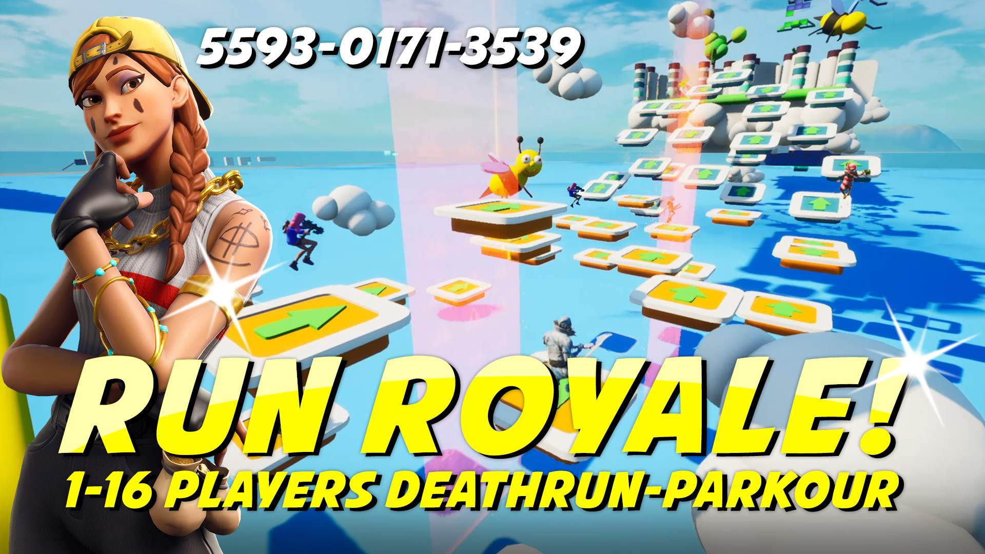 RUN ROYALE (1-16 PLAYERS)