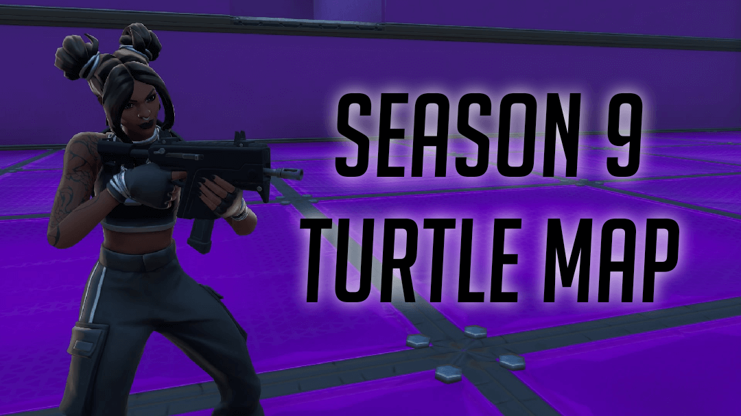 SEASON 9 TURTLE MAP