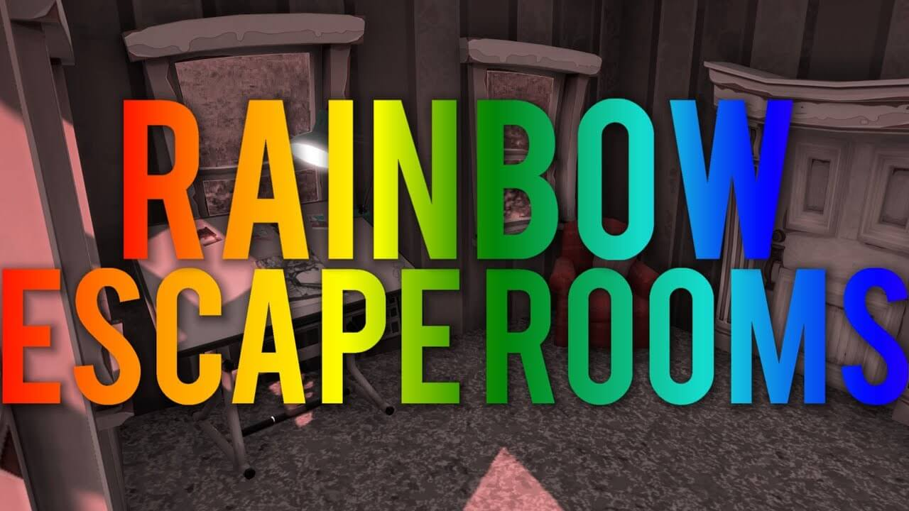 Rainbow Escape Rooms Fortnite Creative Map Codes