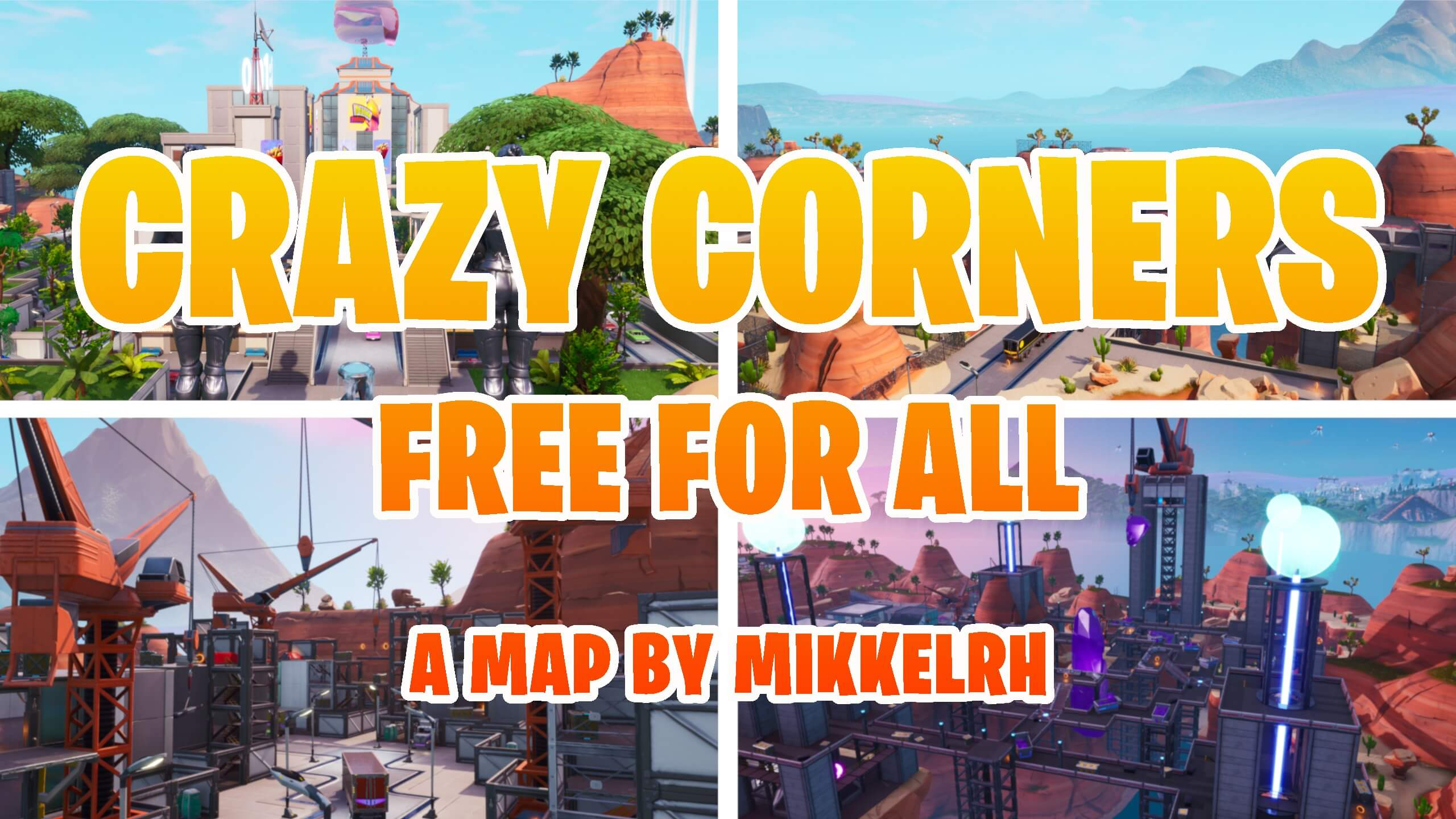 CRAZY CORNERS: FREE FOR ALL