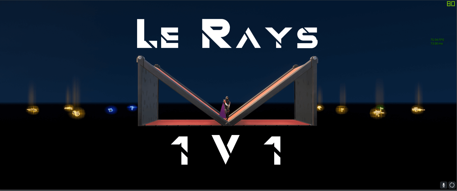 LE RAY'S 1V1 (HIGH FPS)