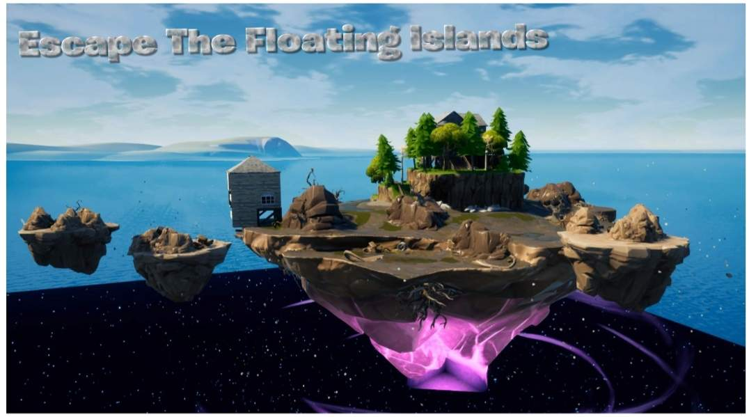 ESCAPE THE FLOATING ISLANDS