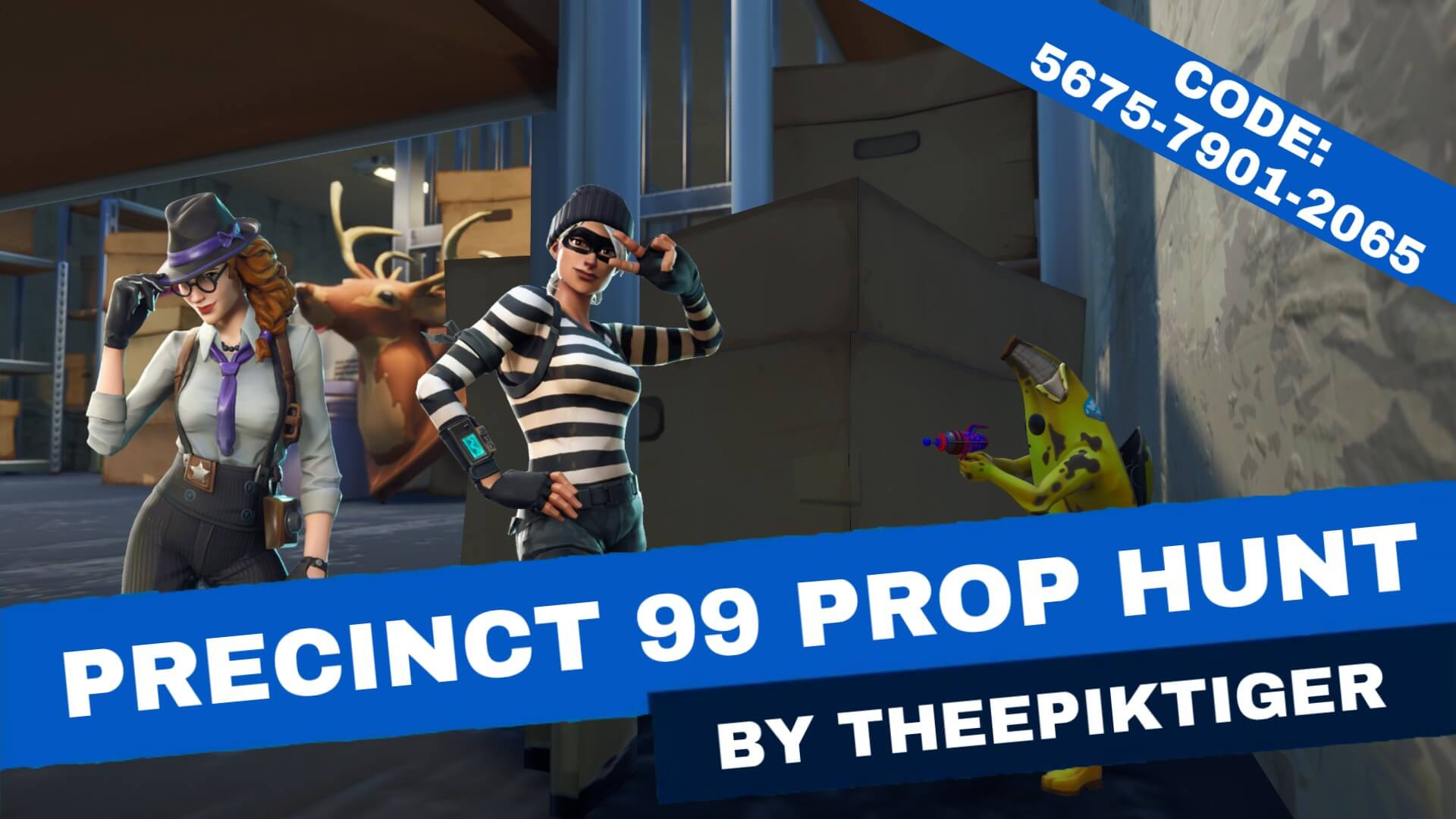 PRECINCT 99 PROP HUNT