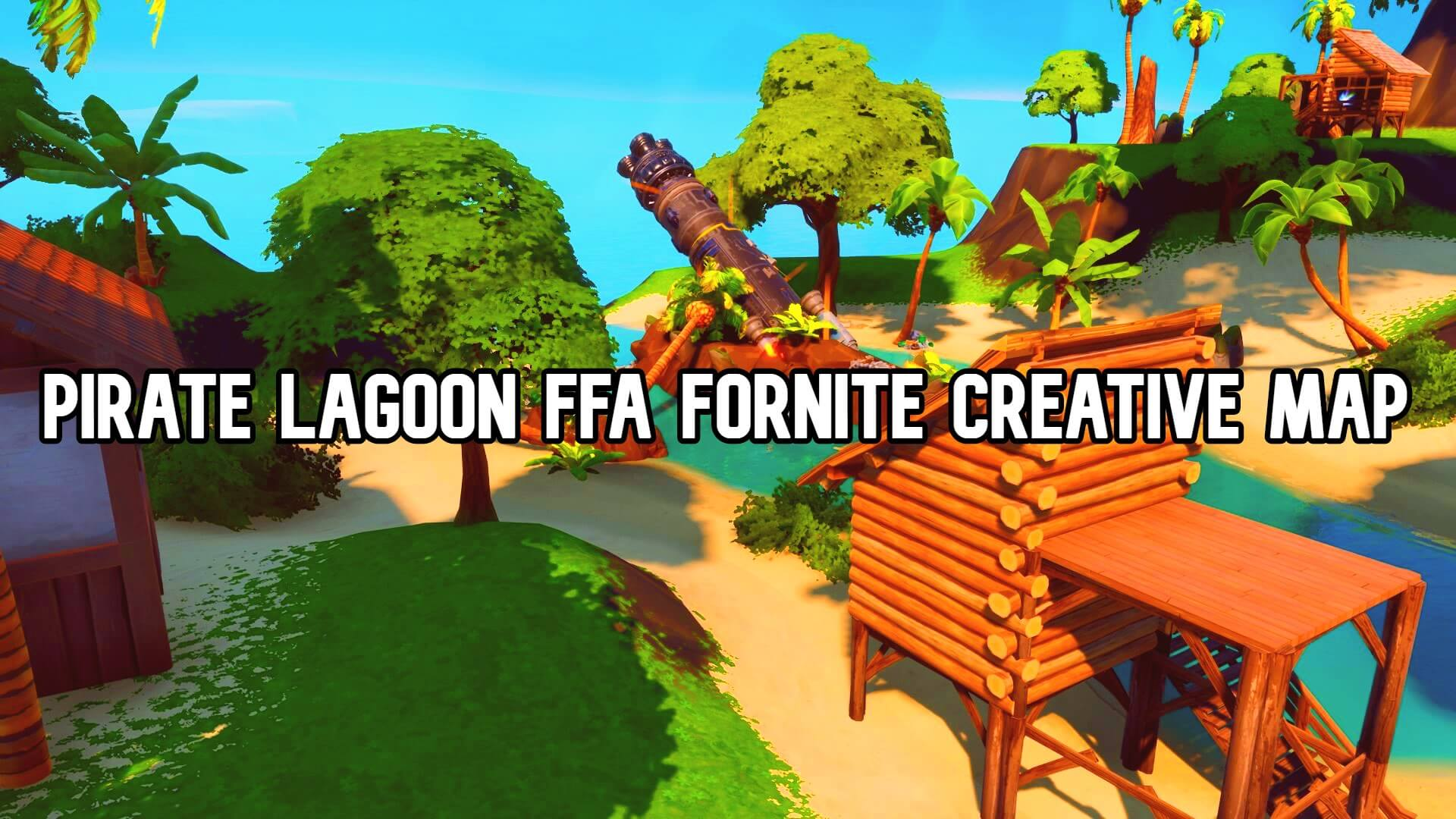 PIRATE LAGOON FFA MINI GAME!