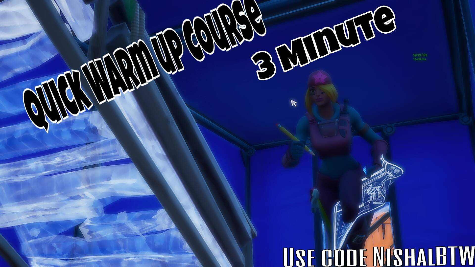 QUICK WARM UP COURSE (BUILD, EDIT AND AI