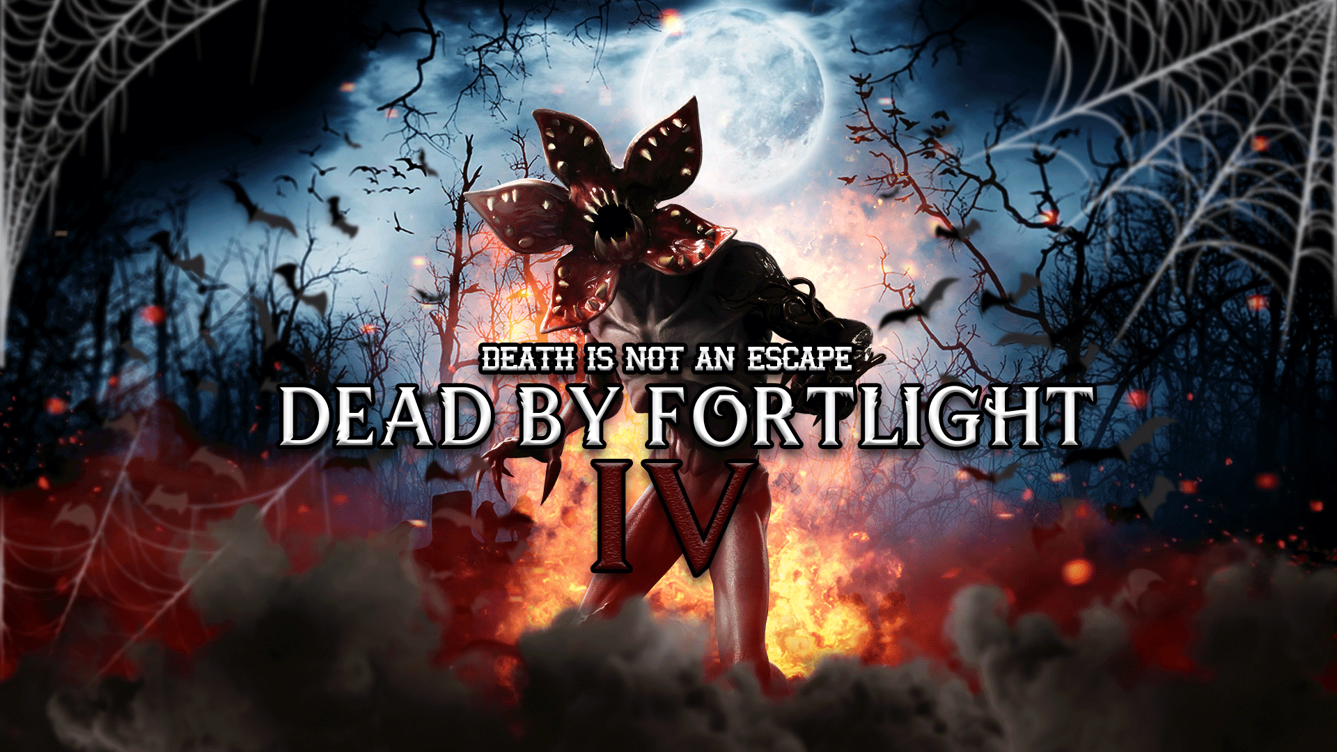 DEAD BY FORTLIGHT IV: HALLOWEEN [4 PL]