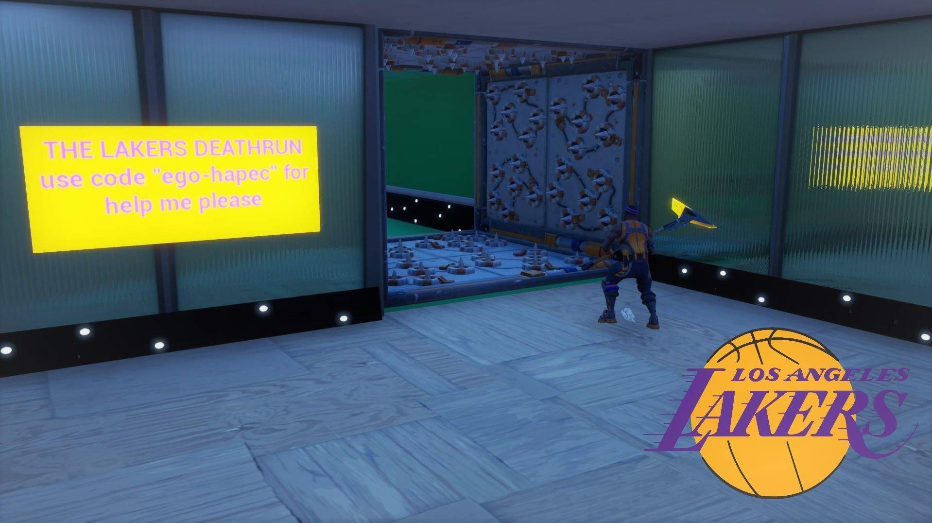 THE LAKERS DEATHRUN