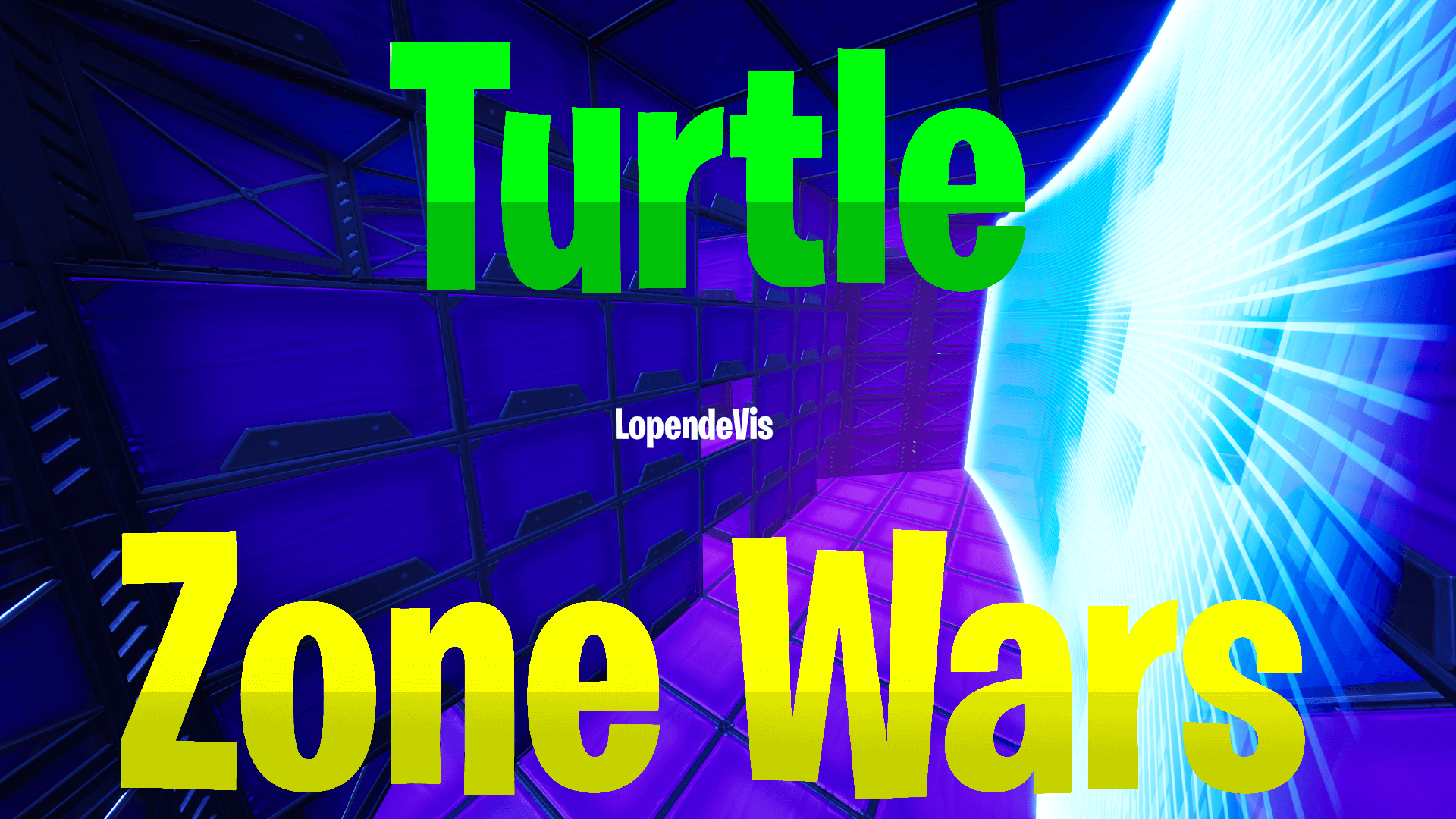 TURTLE ZONE WARS