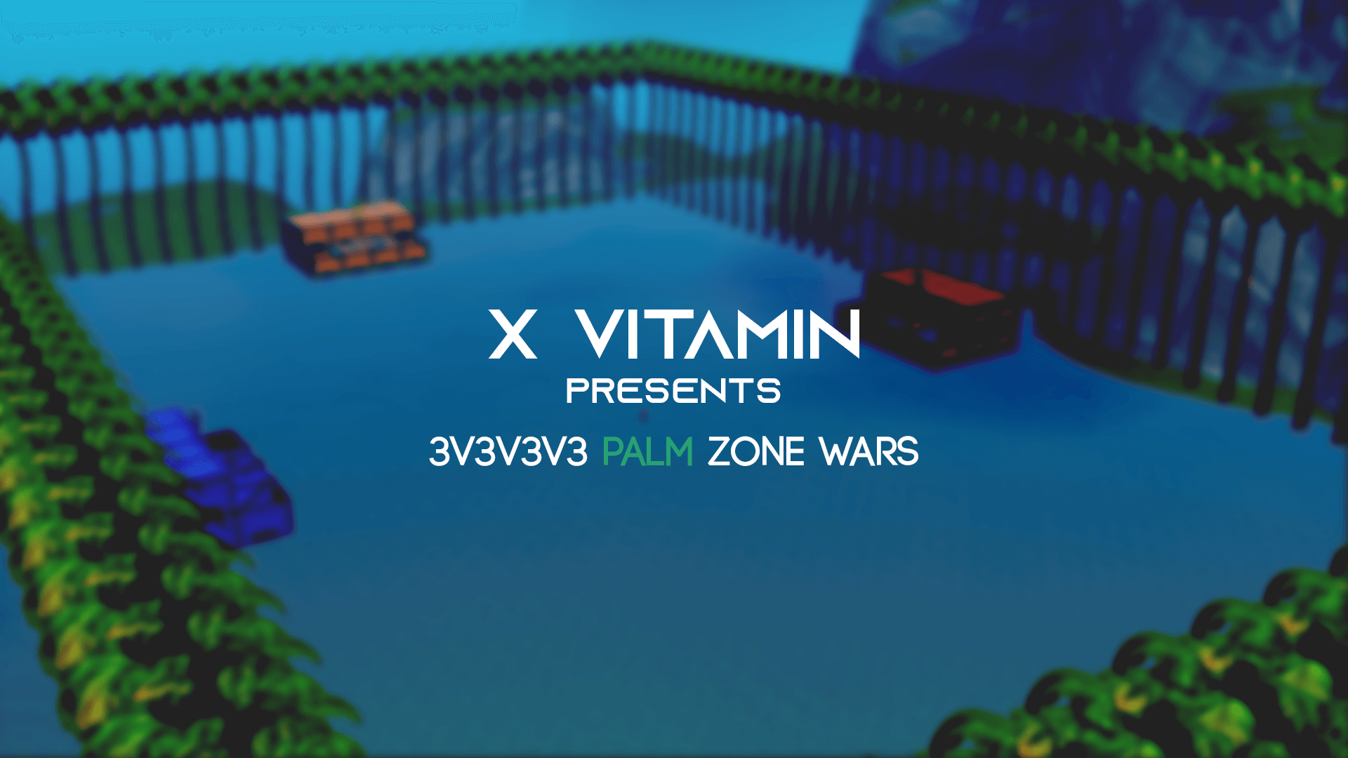 3V3V3V3 PALM ZONE WARS