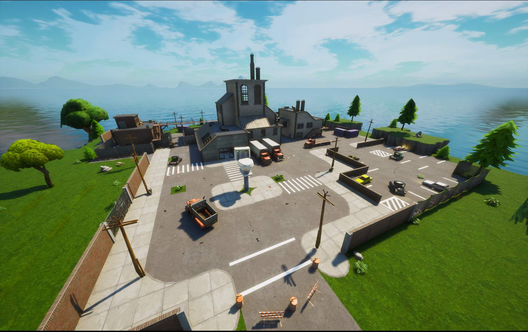 FLUSH FACTORY - BATTLEROYALE