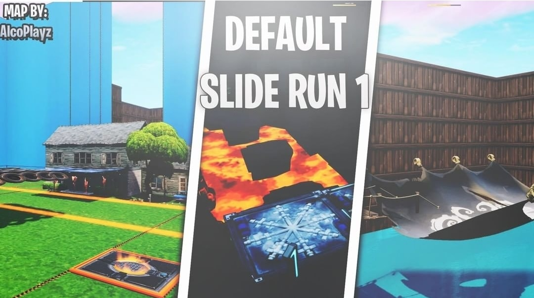 DEFAULT  SLIDE RUN 1