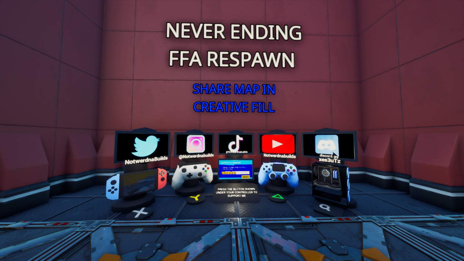 NEVERENDING FFA FILL