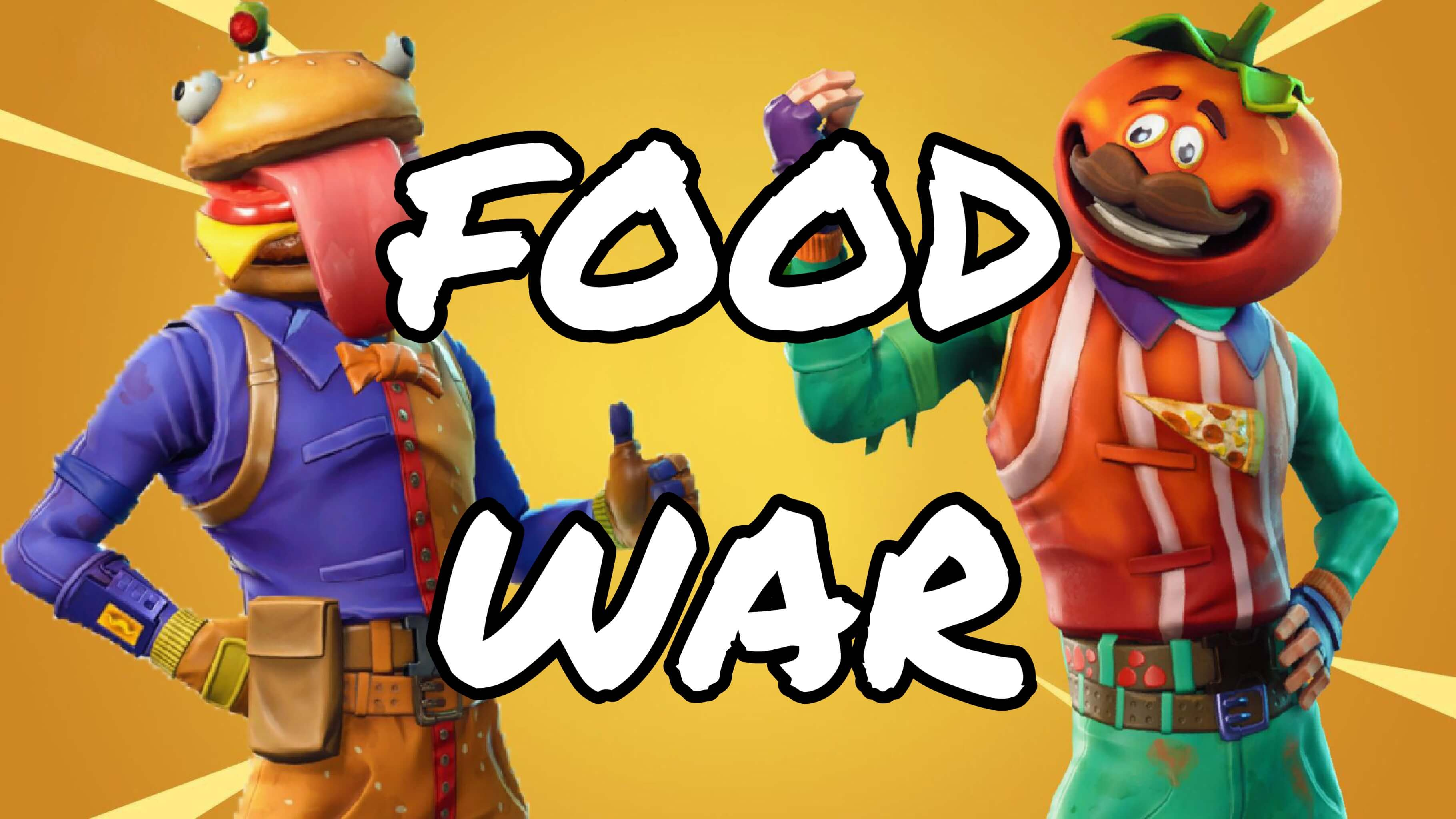 FOOD WAR (FIXED)