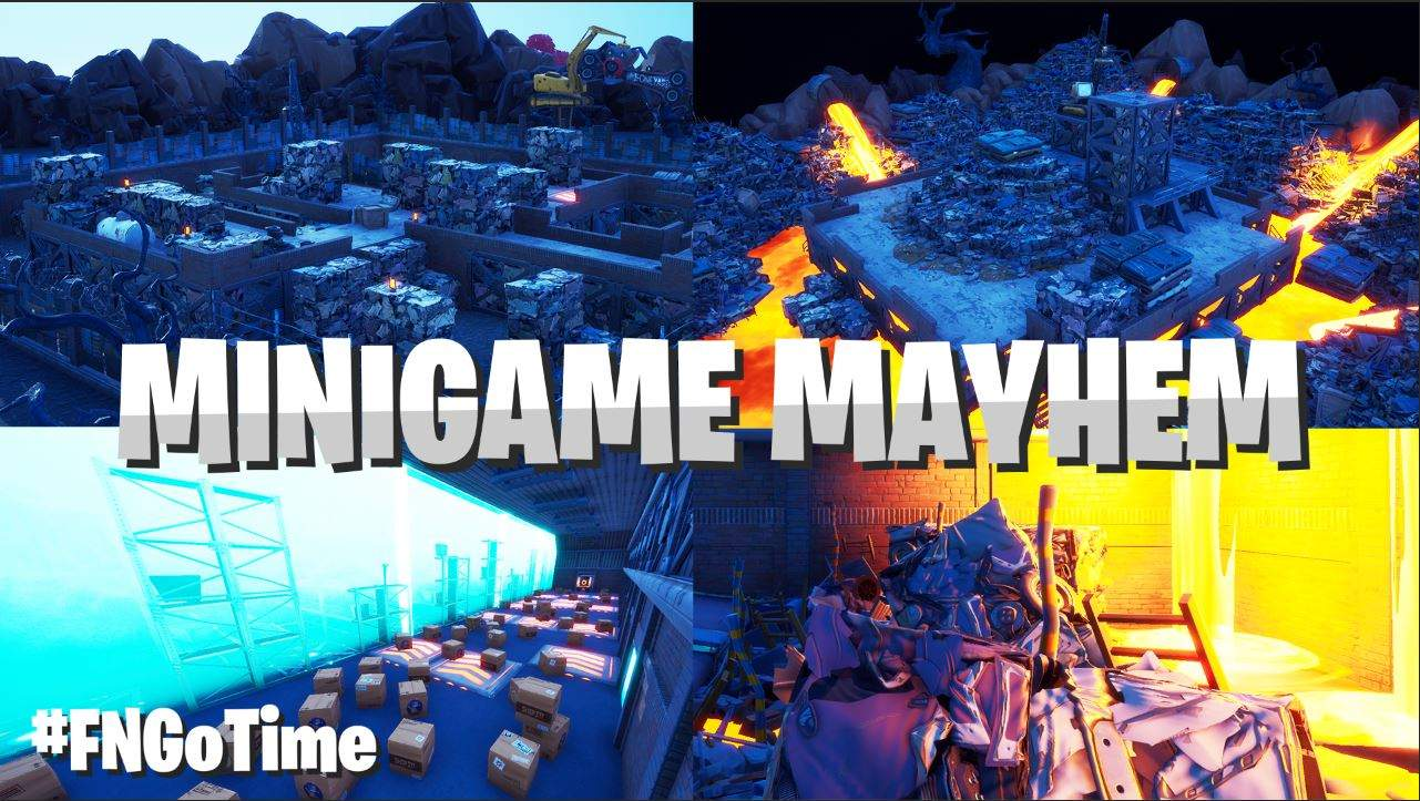 MINI-GAME MAYHEM