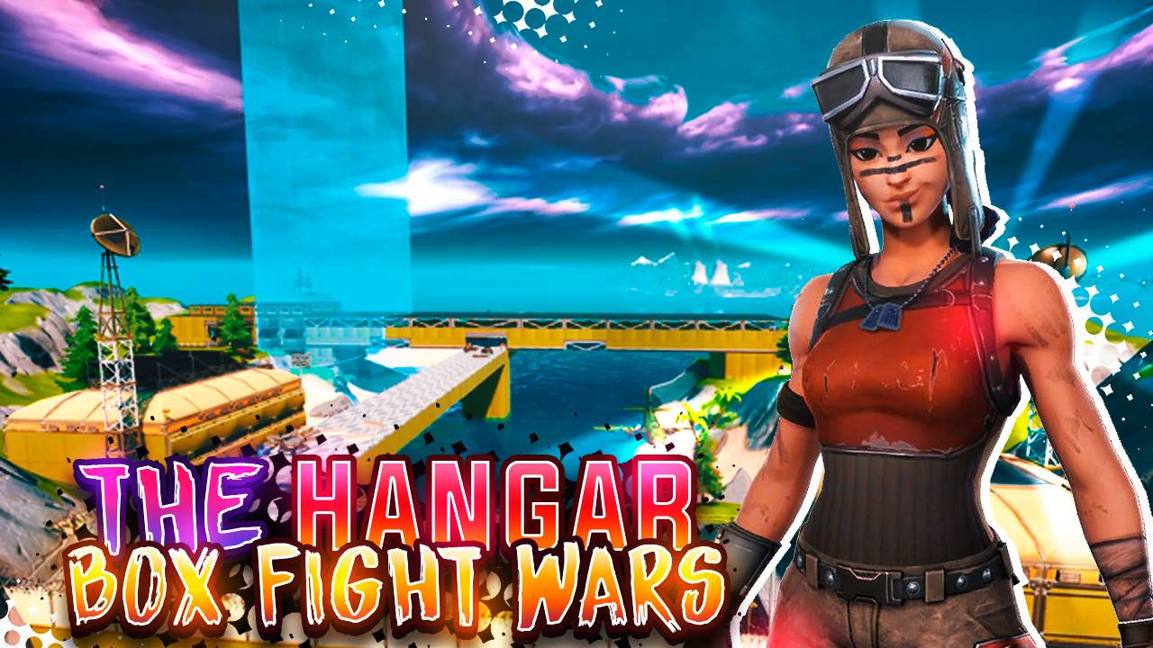 BOX FIGHT WARS: THE HANGAR
