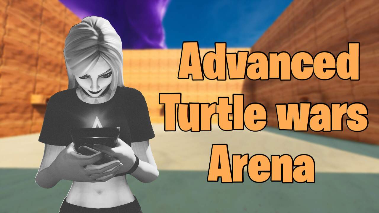 ADVANCED TURTLE WARS ARENA