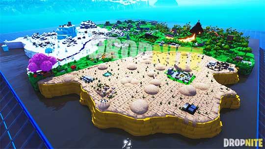 map de combat fortnite creatif compact combat season 8 fortnite creative codes dropnite com - map de combat fortnite