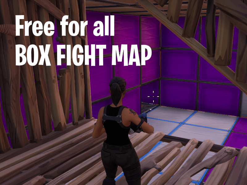 FREE FOR ALL BOX FIGHT MAP V2