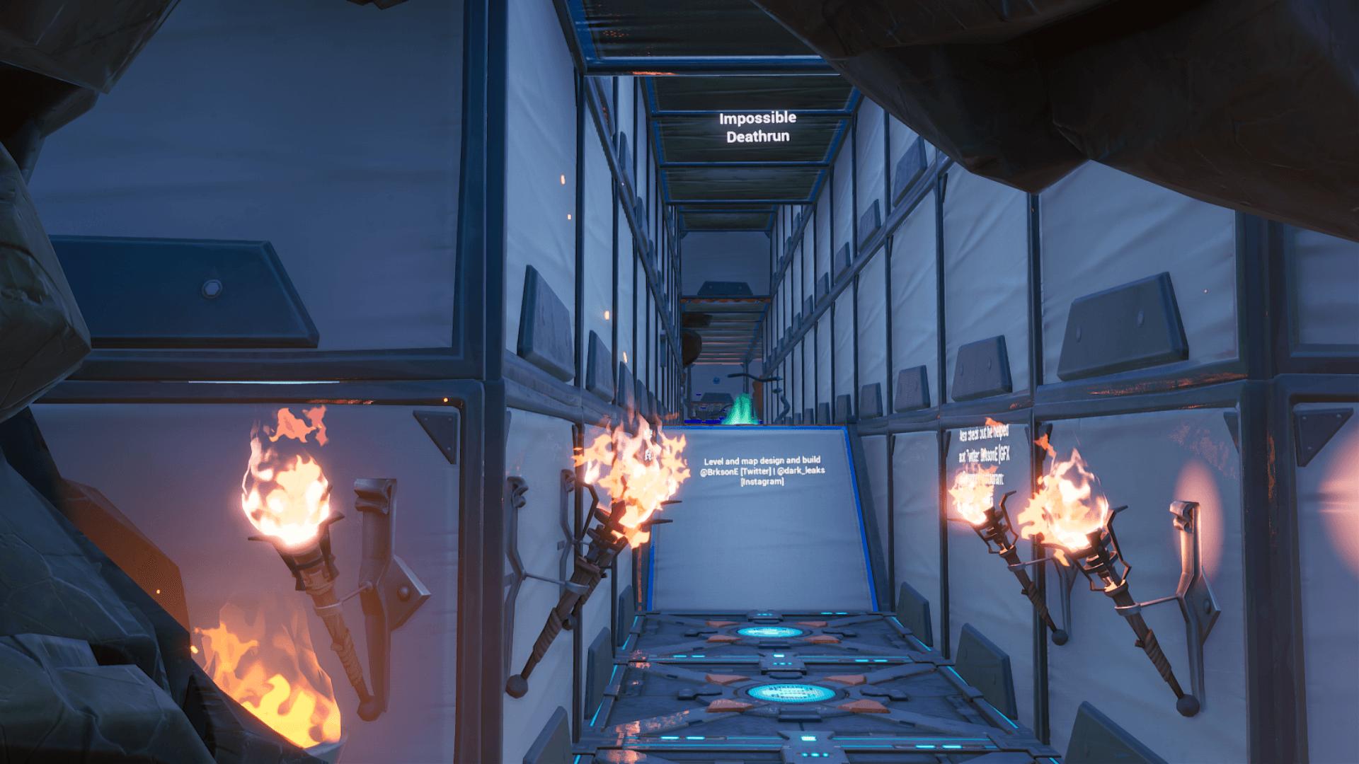 🌱 Creative map codes escape | Fortnite Parkour Island Codes  2019-06-04