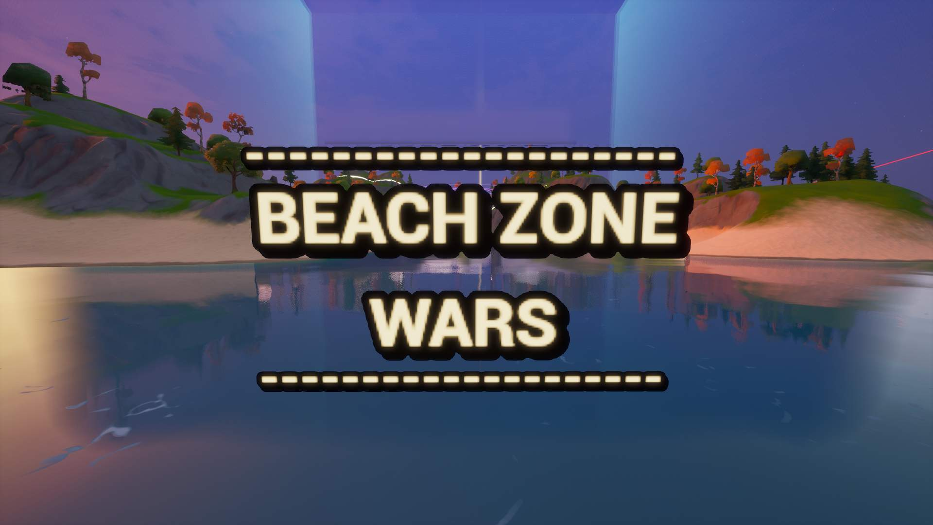 BEACH ZONE WARS