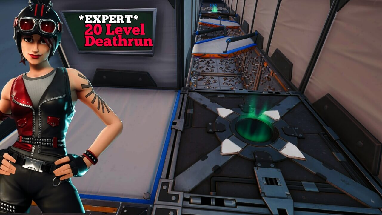 *EXPERT* 20 LEVEL DEFAULT DEATHRUN