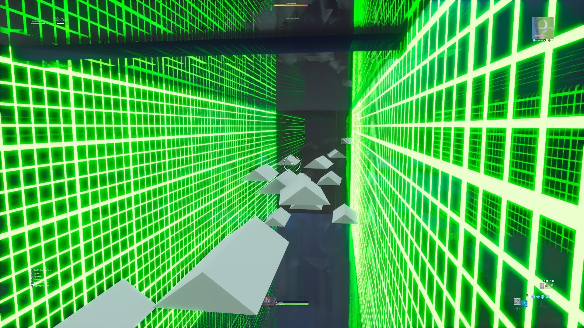 Dropper Code Fortnite Nate S Rainbow Dropper Fortnite Creative Mini Games And Fun Map Code