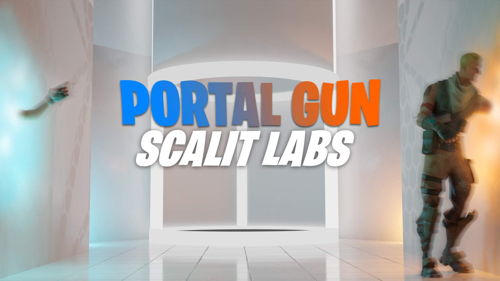 PORTAL GUN - ESCAPE SCALIT LABS