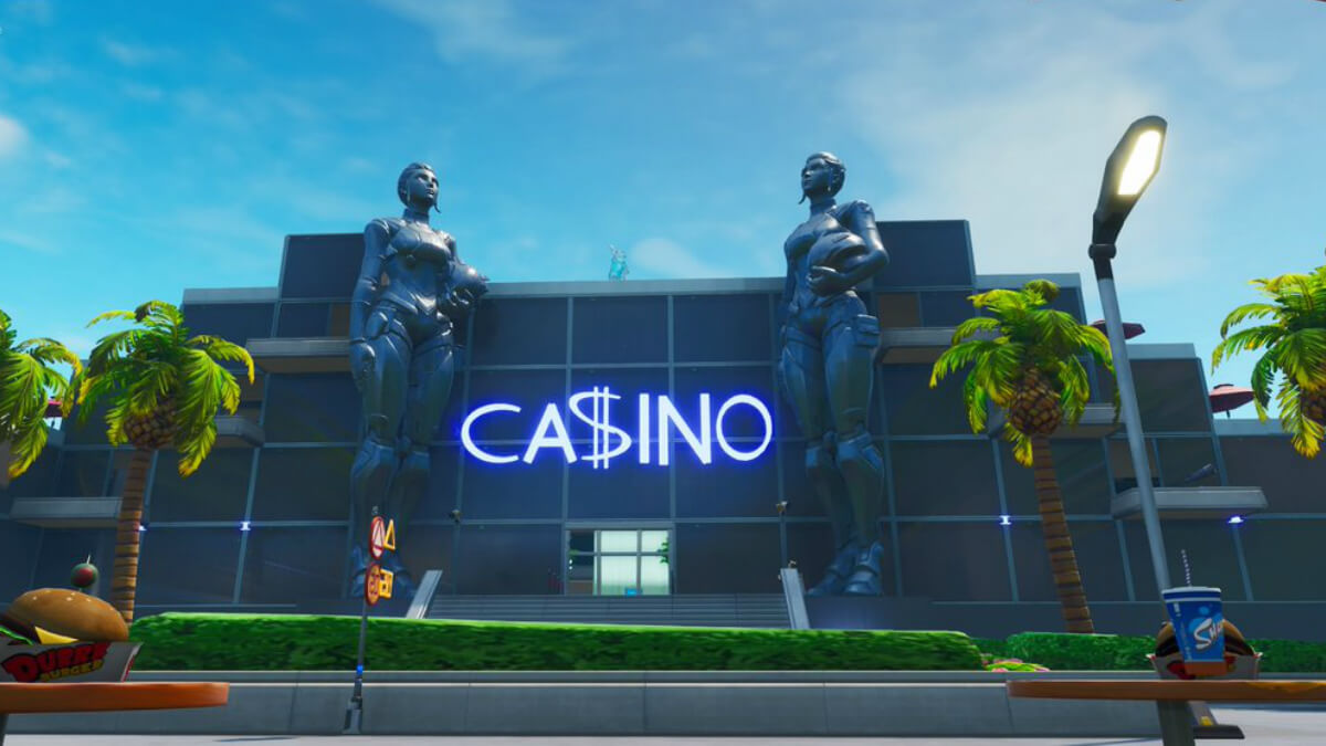 CASINO PROP HUNT