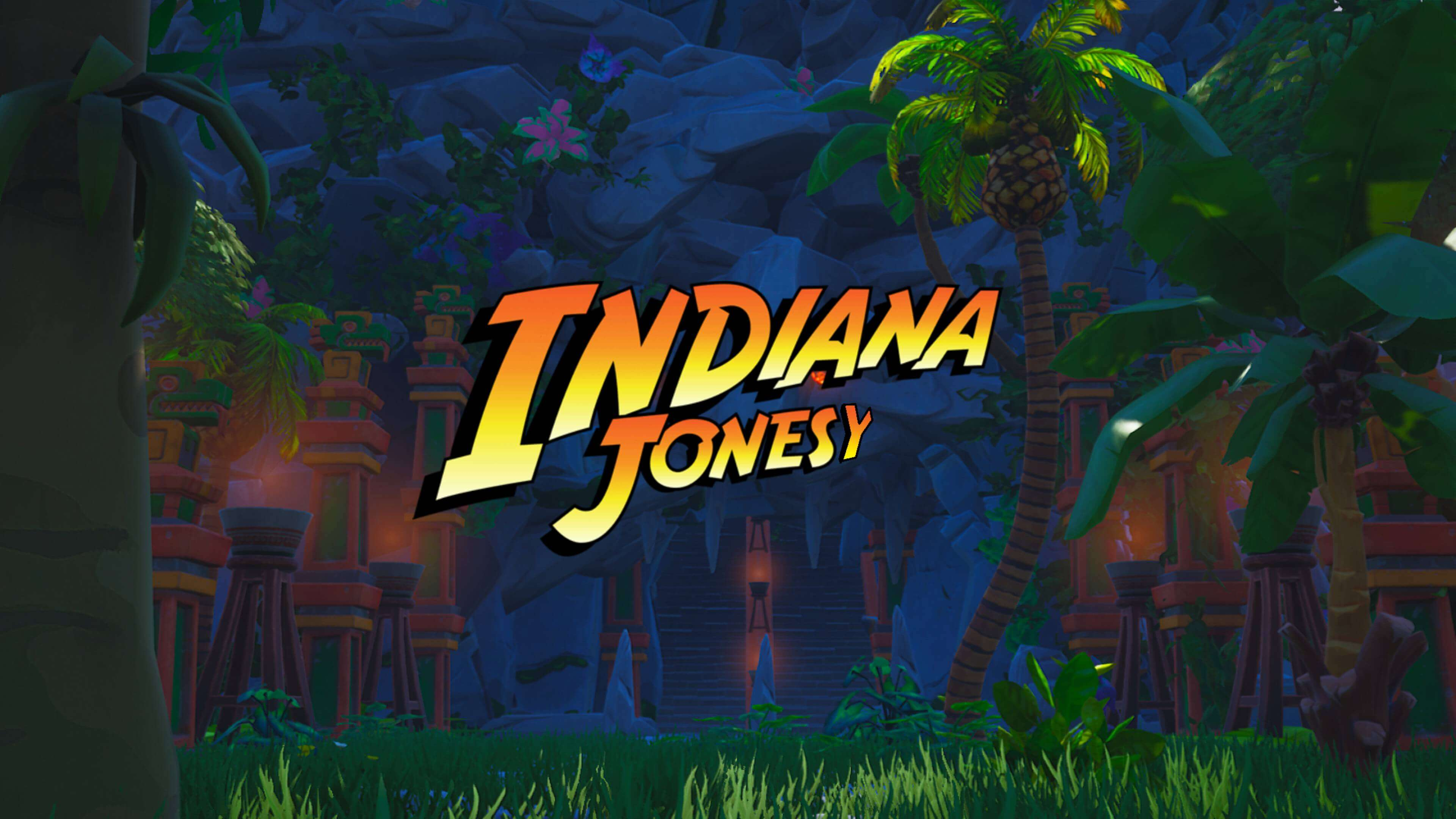 INDIANA JONESY'S ADVENTURE