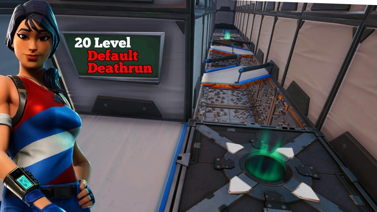 *HEAVY* 20 LEVEL DEFAULT DEATHRUN