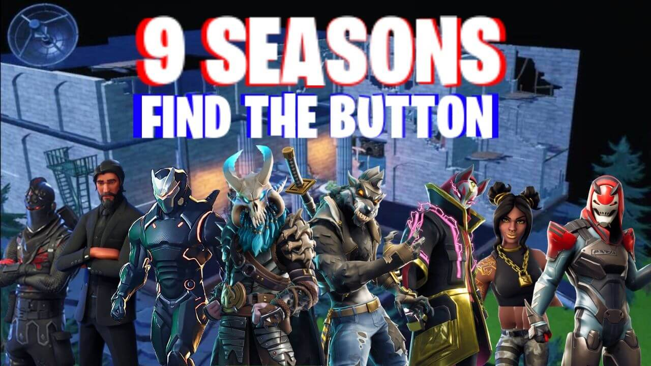 9 SEASONS: FIND THE BUTTON MAP