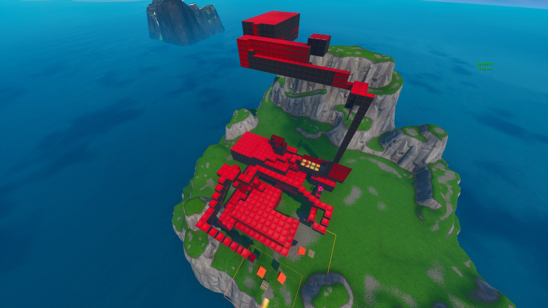 DEATH PARKOUR MAP