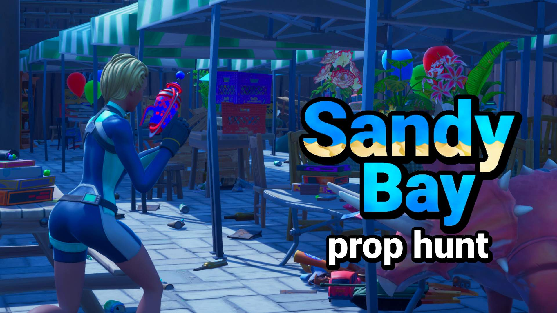 SANDY BAY - PROP HUNT