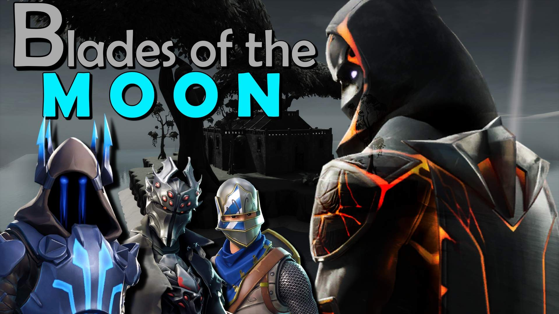 BLADES OF THE MOON