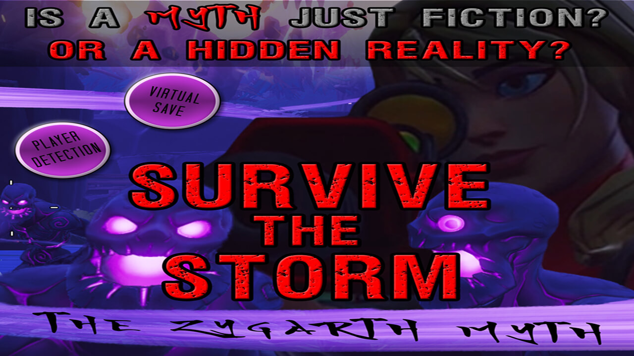 SURVIVE THE STORM - THE ZYGARTH MYTH