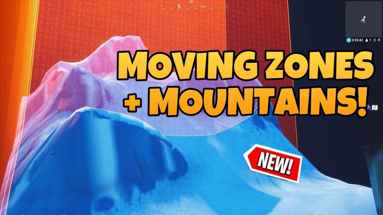 UPHILL MOVING ZONE WARS