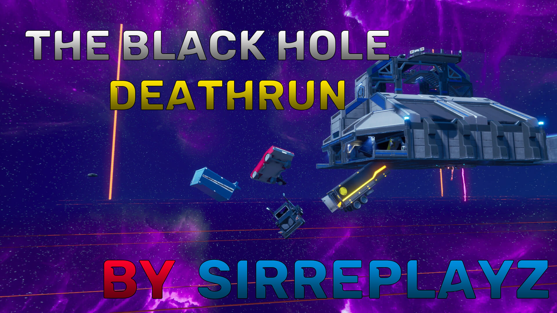 THE BLACK HOLE DEATHRUN