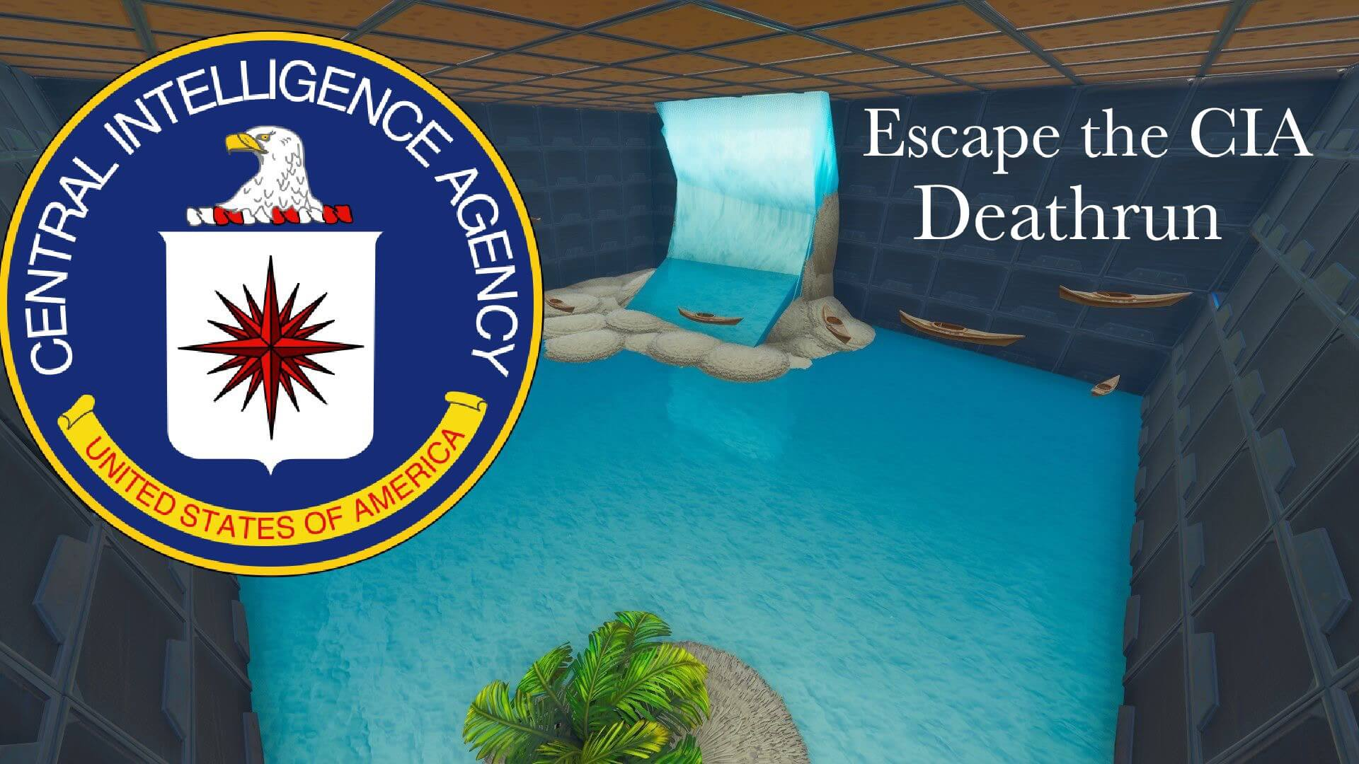 ESCAPE THE C.I.A