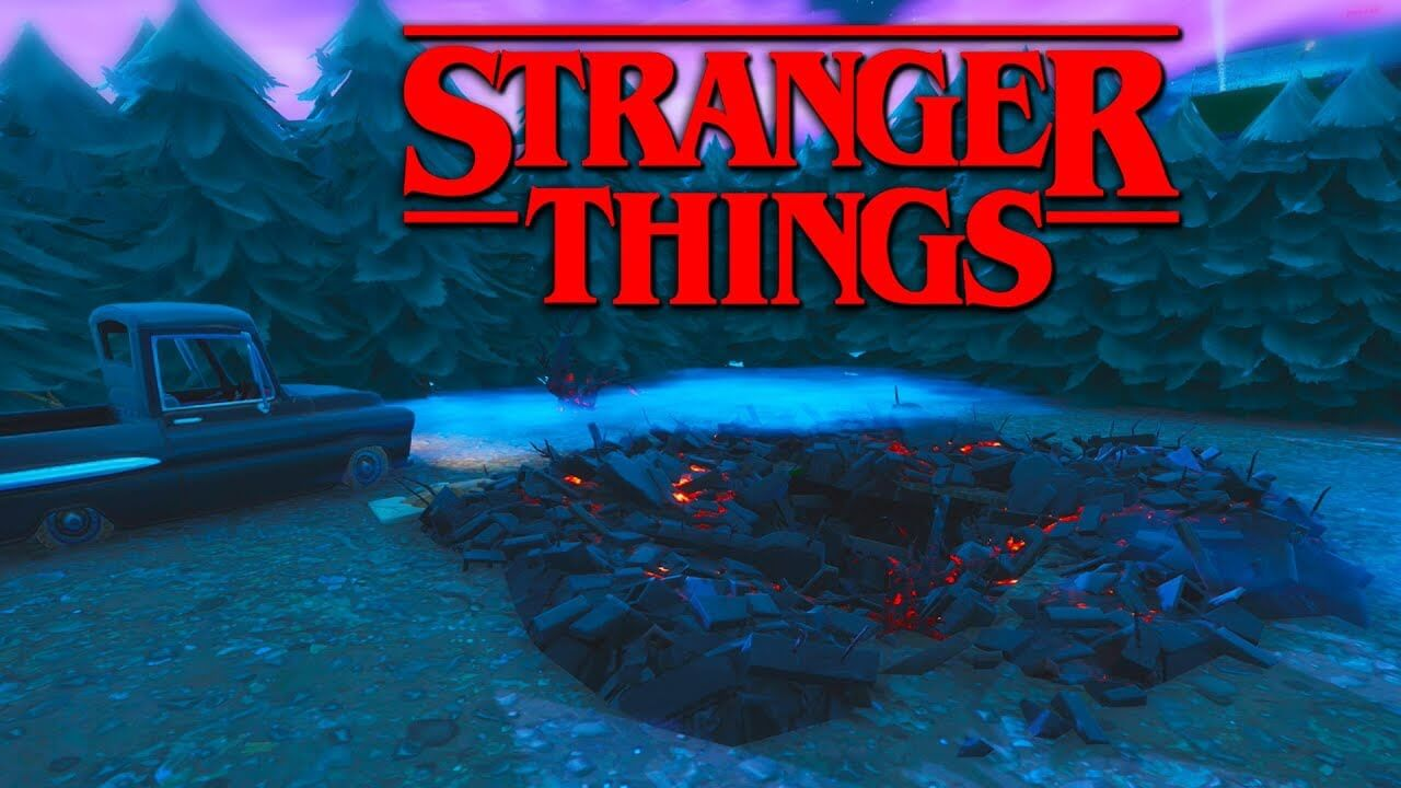 STANGER THINGS (DEATHRUN)