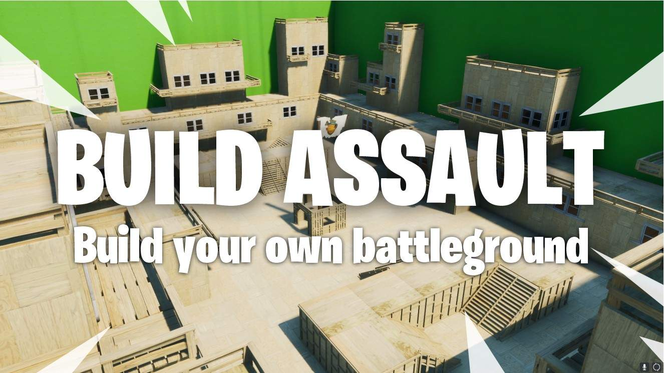 • BUILD ASSAULT ! • COMPETITIVE