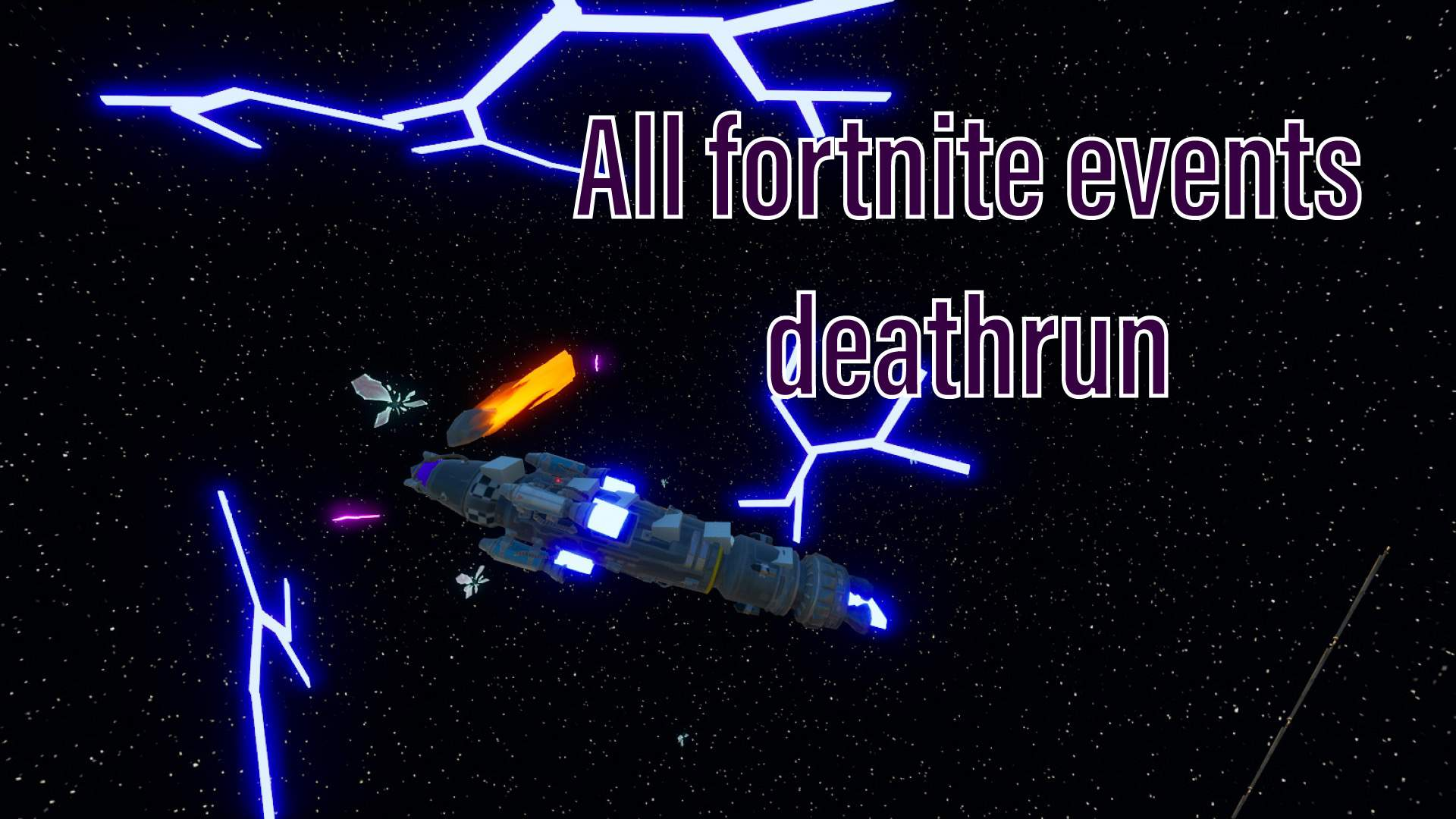 FORTNITE EVENTS DEATHRUN