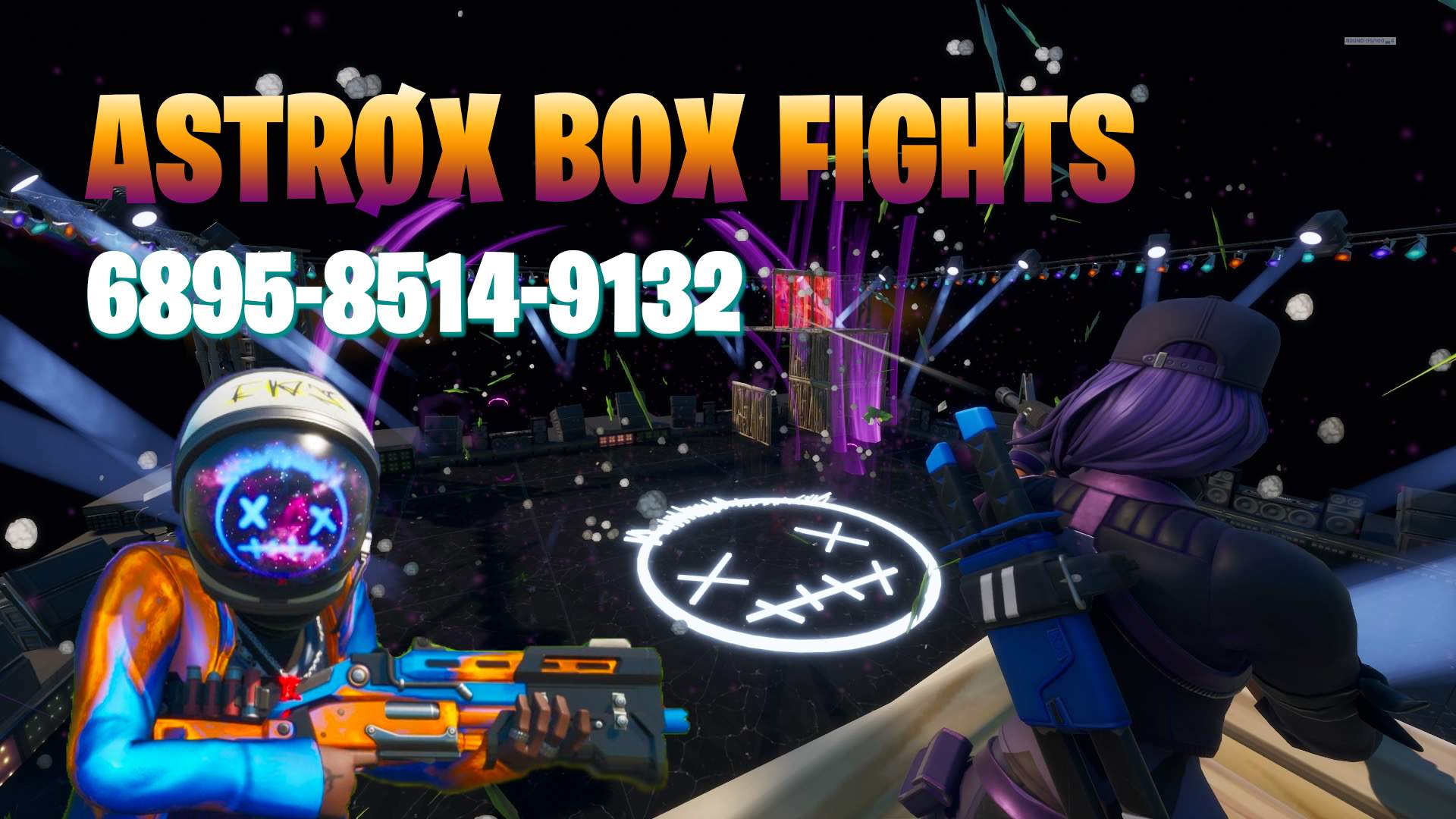 🚀🌑 ASTRONOMICAL BOX FIGHTS 🔥🎡